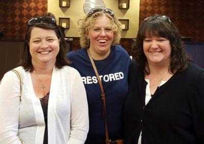 Shannon Belmonte, Lynn Tall, Amanda Moerschbacher in Pittsburgh, PA