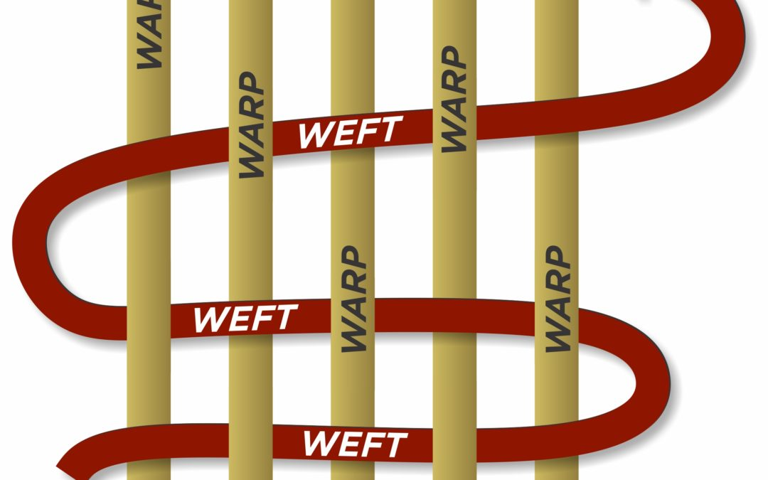 Building Blocks of Rug ID: Warp vs Weft